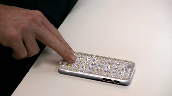 Radio Shack TV Spot, 'Diamond Phone Case'