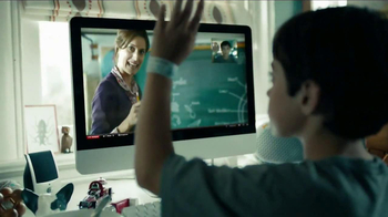 Verizon TV Spot, 'Powerful Answers: Class Attendance'