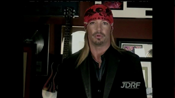 JDRF TV Spot Featurng Bret Michaels
