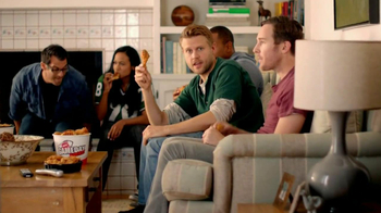 KFC Gameday Box TV Spot, 'Go Boom' - Thumbnail 6
