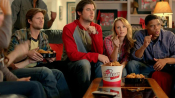 KFC Gameday Box TV Spot, 'Go Boom' - 2506 commercial airings