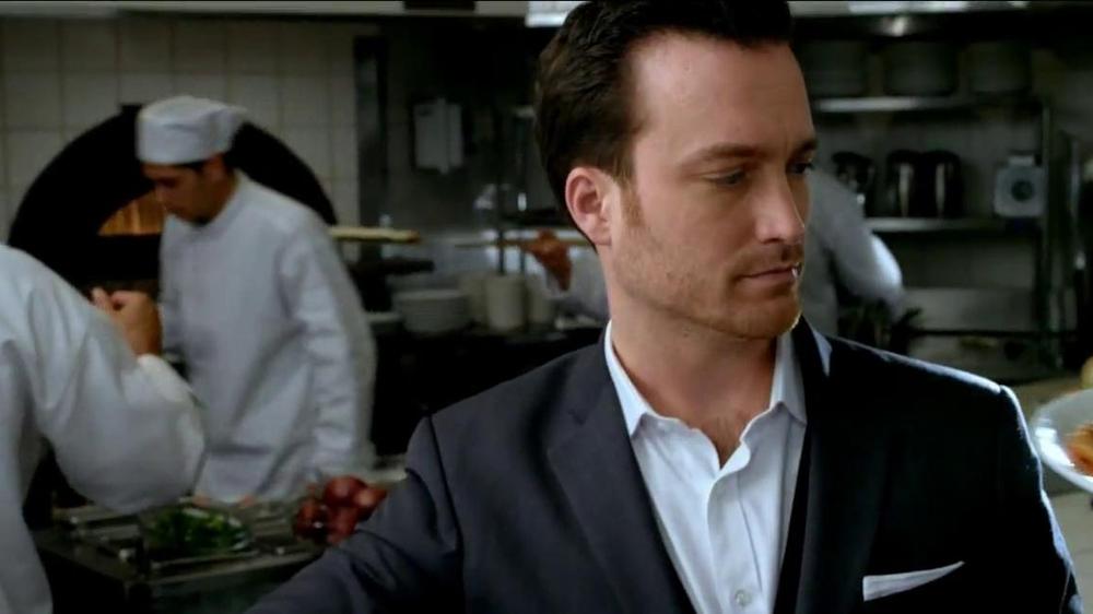Romano 39 s macaroni grill italian classics tv spot for Romano italian kitchen