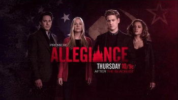 NBC: Allegiance Super Bowl 2015 TV Promo