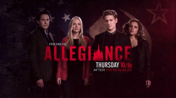 NBC: Allegiance Second Quarter Super Bowl 2015 TV Promo
