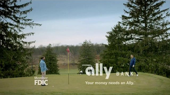 Ally Bank TV Spot, 'Facts of Life: Golf'