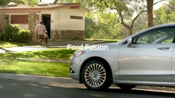 Ford Fusion TV Spot, 'Going' - Thumbnail 9