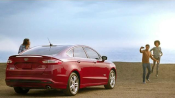 Ford Fusion TV Spot, 'Going' - 579 commercial airings