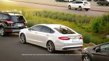 Ford Fusion TV Spot, 'Going' - Thumbnail 8