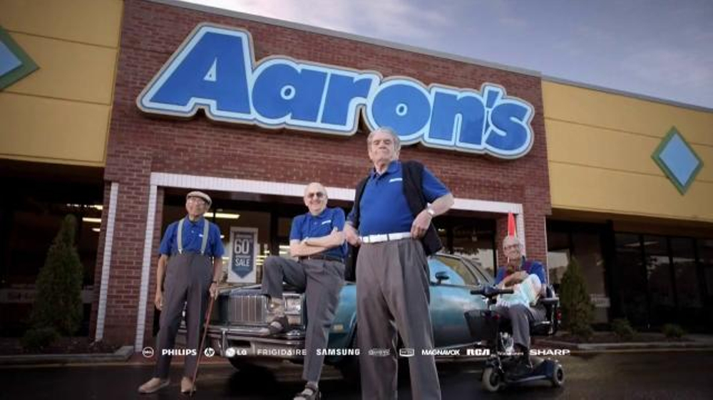 Aaron S 60th Anniversary Sale Tv Commercial Whaaat