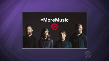 Target TV Spot, Imagine Dragons - Shots (Live GRAMMYs 2015) - Thumbnail 1