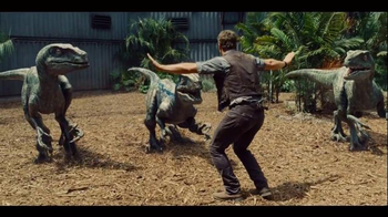 Universal Pictures: Jurassic World Super Bowl 2015