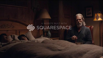 Squarespace 2015 Super Bowl Commercial, 'Om' Featuring Jeff Bridges - Thumbnail 8