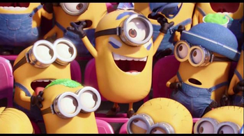 Universal Pictures: Minions Super Bowl 2015
