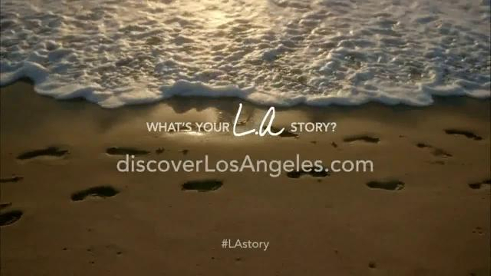 Discover Los Angeles Tv Commercial What S Your L A Story Ispot Tv
