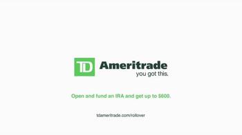TD Ameritrade TV Spot, 'Old 401(k) in a Corner' - Thumbnail 10