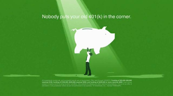 TD Ameritrade TV Spot, 'Old 401(k) in a Corner' - Thumbnail 6