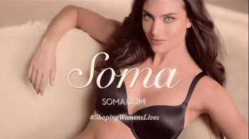 Soma Enhancing Shape Bra TV Spot, 'Age Defying'