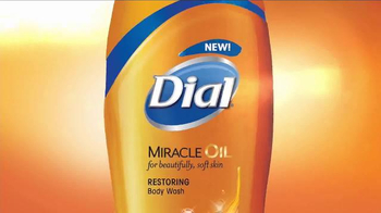 Dial Miracle Oil Body Wash TV Spot, 'Enrich Your Skin' - Thumbnail 1