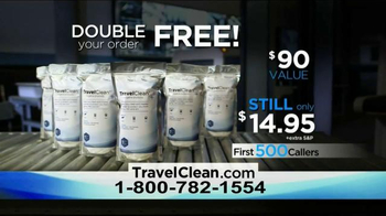 Travel Clean TV Spot, 'Stay Protected' - Thumbnail 8