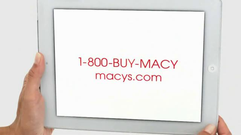 Macy S Presidents Day Sale Tv Commercial All Furniture