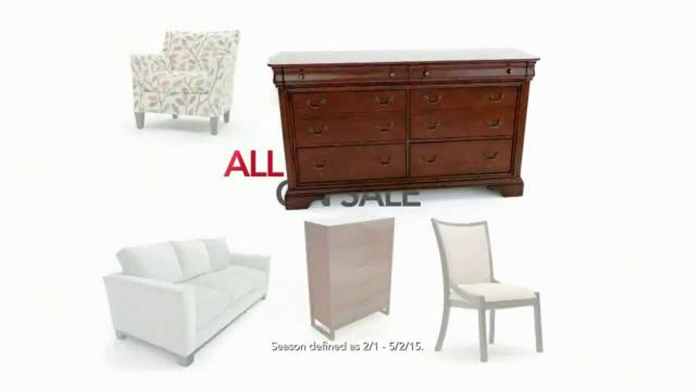 Presidents day sale tv commercial all furniture on sale ispot tv