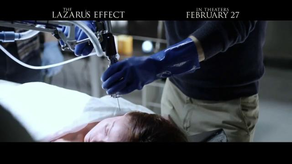 The Lazarus Effect Tv Movie Trailer Ispot Tv