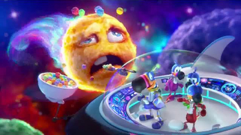 Froot Loops Bloopers TV Spot, 'Space Chase'