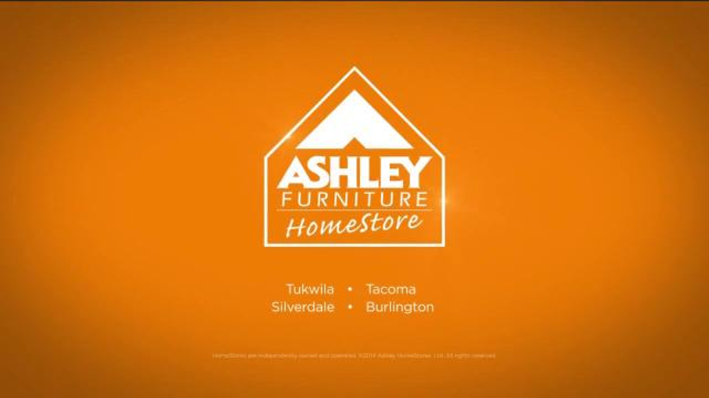 Ashley Furniture Homestore Stars & Stripes Event TV Spot