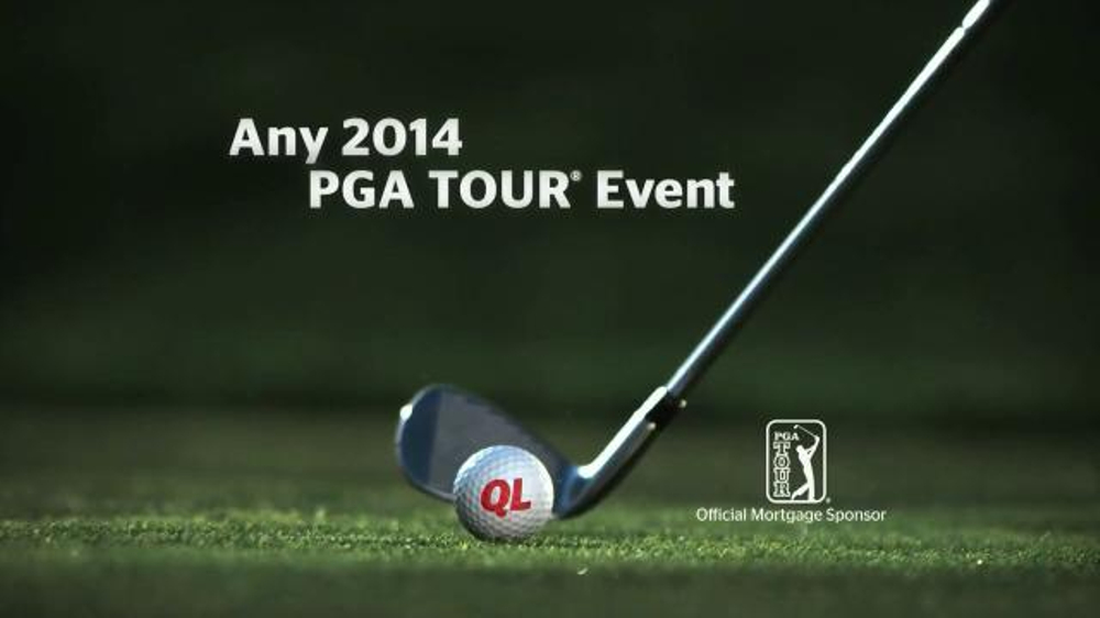 Western Sky Loans >> Quicken Loans Hole-in-One Sweepstakes TV Commercial, 'PGA Tour' - iSpot.tv