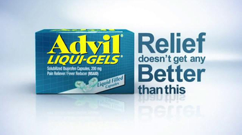 Advil Liqui-Gels TV Spot, 'Faster, Stronger' - Thumbnail 7