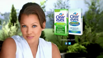 Clear Eyes TV Spot, 'The Outdoors' Featuring Vanessa Williams - Thumbnail 4