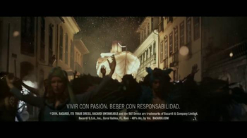 Bacardi TV Spot, 'Untameable Since 1862' [Spanish] - Thumbnail 5