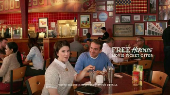 Red Robin Gourmet Burgers TV Spot, 'Two Dates' - 1389 commercial airings