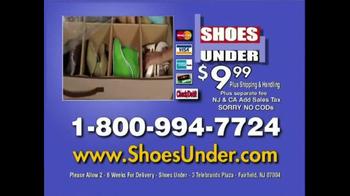 Shoes Under TV Spot - Thumbnail 7