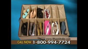 Shoes Under TV Spot - Thumbnail 5