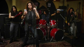 Virgin Mobile Galaxy S5 TV Spot, \'Metal Band\'