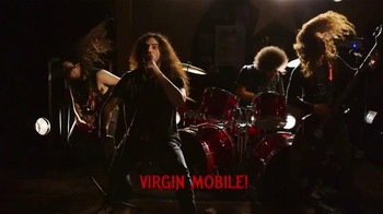 Virgin Mobile Galaxy S5 TV Spot, 'Metal Band' - Thumbnail 4