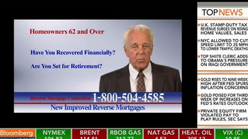 The Reverse Mortgage Connection TV Spot, 'New and Improved'