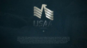 USAA Military Auto Insurance TV Spot, 'Thank You, Dad' - Thumbnail 7
