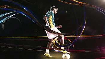 Panasonic 4K Solutions TV Spot Featuring Neymar, Jr. - 45 commercial airings