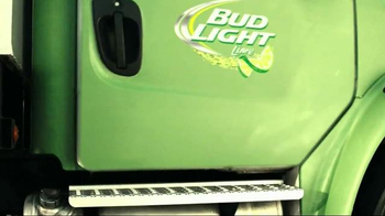 Bud Light Lime TV Spot, 'Block Party Slip 'n' Slide' - Thumbnail 1