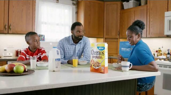 Walmart TV Spot, 'Cheerios Protein' - 667 commercial airings