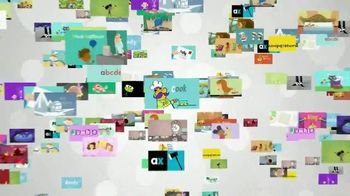 ABCmouse.com TV Spot, 'YouTube'