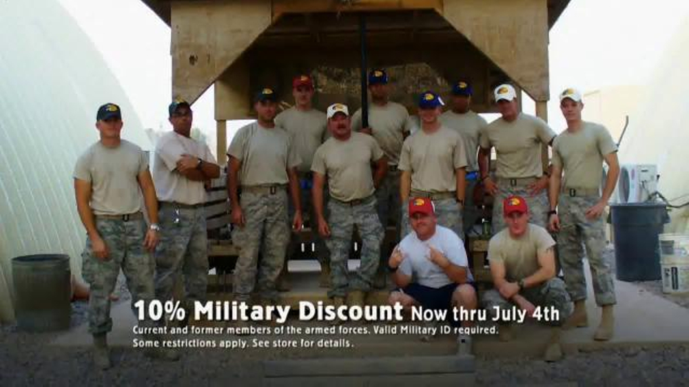 Lady Foot Locker offers a 20% discount on orders online or in-store. David's Bridal offers a 10% discount to active duty service members, veterans, and their families. Military members can get a 10% off discount at Dress Barn. Pro tip 1: Consider joining a discount or benefits program for veterans.