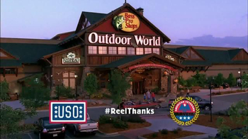 Bass Pro Shops offers active military, veterans, retirees, National Guardsmen and Reservists of our Armed Forces a 5% discount every day, year-round at stores. Present proper ID at checkout. Visit.