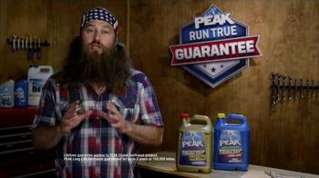 PEAK Radiator Guarantee TV Spot, 'The Jump' Featuring Willie Robertson - Thumbnail 10