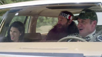 PEAK Radiator Guarantee TV Spot, 'The Jump' Featuring Willie Robertson