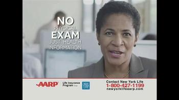 AARP Life Insurance Program TV Commercial, 'Taking Care ...