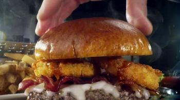 Chili's Sweet & Smoky Burger TV Spot, 'Fresh Ahora' [Spanish]