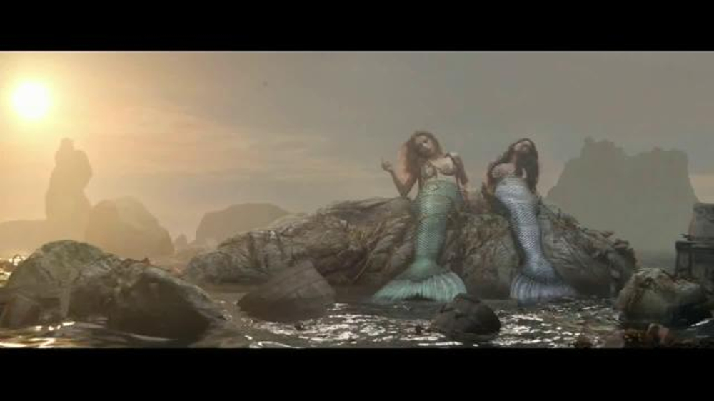 Herbal Essences Naked Tv Commercial, Mermaids - Ispottv-1683